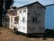 tiny house on dual axle trailer