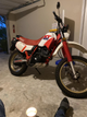 1989 Yamaha XT 600