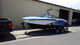 22Ft Chaparral on a trailer
