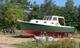 Custom made lobster yacht