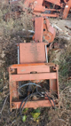3 heavy equipment items for transport