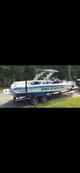 23ft Malibu Boat on Trailer