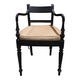 * COMP Ebonized Armchair (100023687)