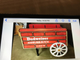 Budweiser Display Wagon