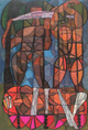 (23075742)The Death of Gilgamesh (Abstract/Cubist