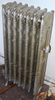 2 Cast Iron Steam Radiators NYC Brooklyn to Queens