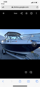 25 foot boat and trailer