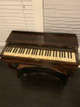 Victorian Rosewood Melodeon Prince Co Over 124 Yea