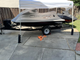 2 personal watercraft for transport on trailer