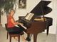 Mom's Baby Grand Piano