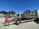 40' Aluminum S/V Orion Boat with Twin Yamaha 220 H