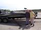 20 ft Triton Bass Boat on trailer