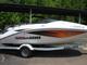 18ft Sea-Doo Challenger on trailer