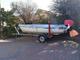 Terhi 440 boat and trailer