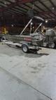 16' aluminum Jon boat
