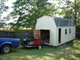 portable storage shed