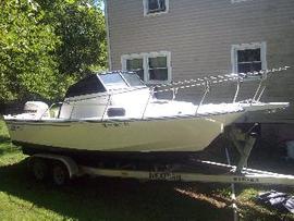 1993 boston whaler 21