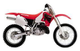 1998 Honda CR500 Dirt Bike