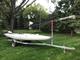 16ft sailboat on trailer