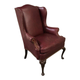 Leather Wingback Chair (345194-p1338690)