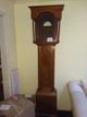 Grandfather clock plus 3 boxes