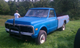 1972 chevy 3/4 ton with no bed