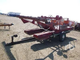 Weed cutter pontoon boat