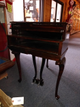 Phonograph in the shape of a piano