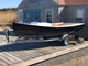 15' Sailboat on New Trailer