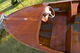15 foot Lyman Wood boat with trailer