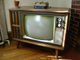 1968 Zenith Color Floor Console Television