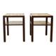 2 Mahogany Side Tables (345392-p557965)