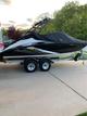 Jet Boat on Trailer