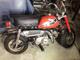 1970 Honda Mini Trail 50 cc.  Weights 110 lbs.