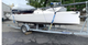 23' sailboat on trailer