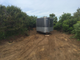 26 ft V nose enclosed trailer