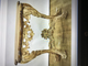 Antique Giltwood Console Table