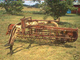 new idea hay rake