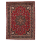 10' x 13'5 Hand-Knotted Persian Mashh... B-7897705