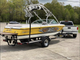 21ft mastercraft X2 on trailer