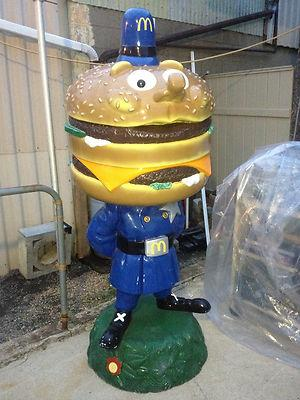 Deliver A Officer Big Mac Fiberglass Playground Statue To North Hollywood Uship