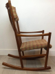 Antique Rocking Chair - 1960's era