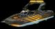 aluminum wake surf boat