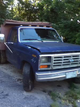 1986 Ford F-350 Dumptruck from CT to PA