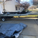 18' Kayak on Trailer