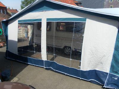Move A Bradcot Sport Awning Size 11 900 Blue Grey Hardly To Dumfries Uship
