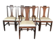 (25808432) Chairs with Inlaid Marquetry