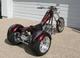 Custom Chopper Trike