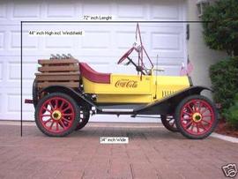 Model T Shriner Cars Mini