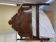 Antique Bed Full w/ Headboard, Footboard, Rails